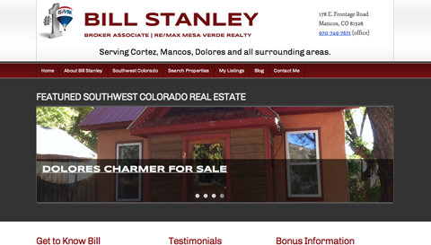 Bill Stanley, Re/Max Mesa Verdy Realty