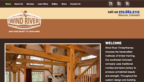 Wind River Timberframes