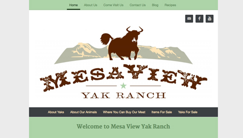 Mesa View Yak Ranch