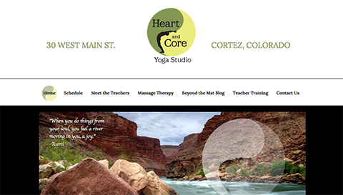 Heart and Core Yoga