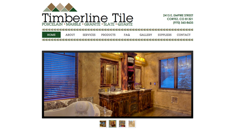 Timberline Tile