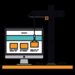 Cortez Web Services Website Design Icon