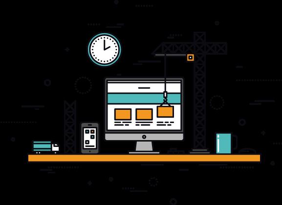 Cortez Web Services Website Design Slide