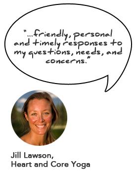 Jill Lawson's Cortez Web Services Testimonial