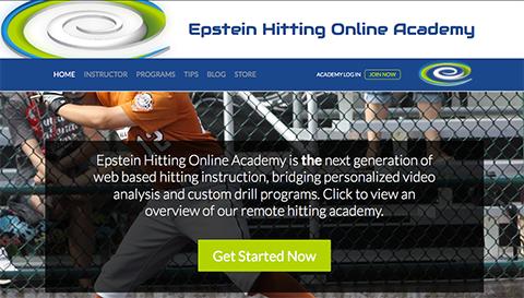 Epstein Hitting Online Academy