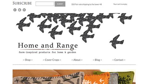 Home and Range