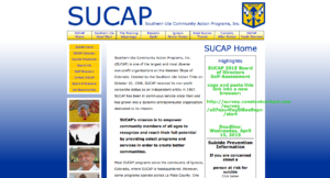 SUCAP went from an outdated HTML-based website to a modern, responsive site with a customized content management system.