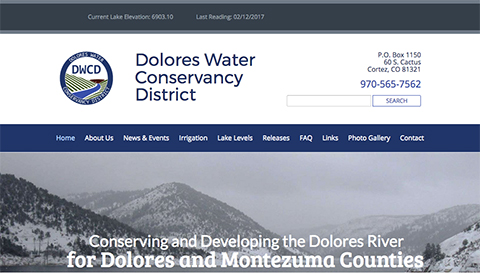 Dolores Water Conservancy District