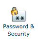 Password & Security